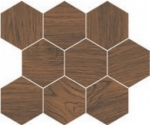 FINWOOD OCHRA MOSAIC HEXAGON